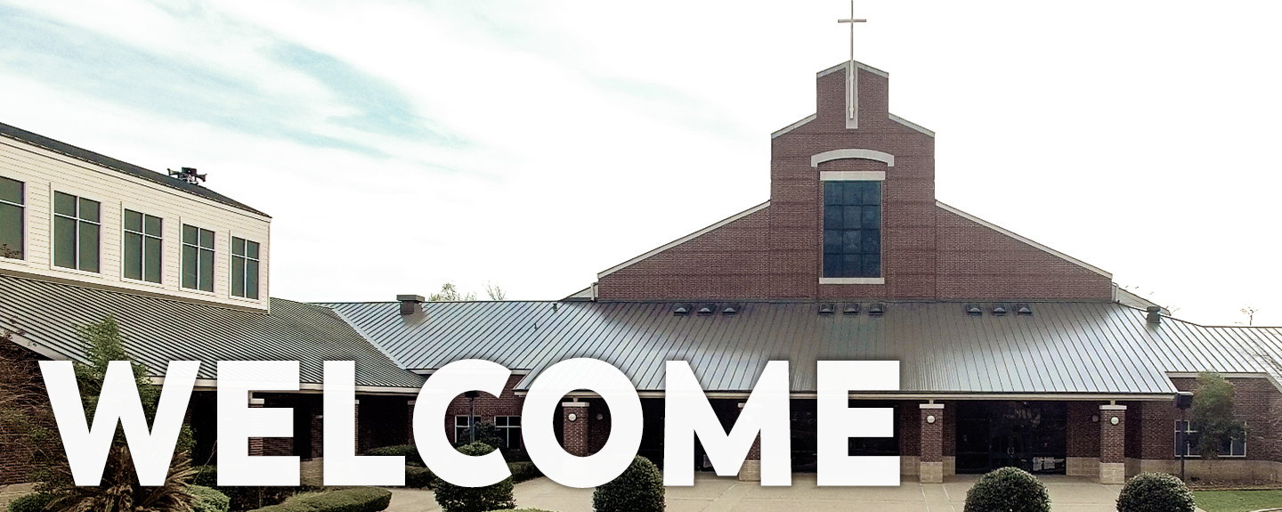 Welcome to First Methodist Conroe!